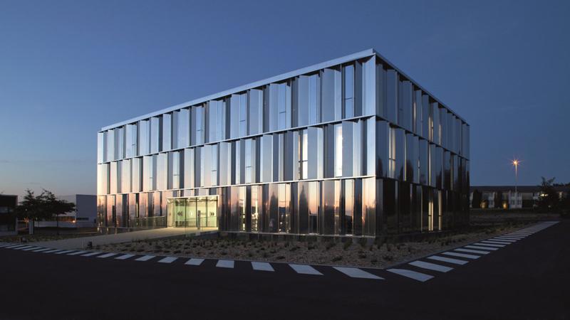 Fiteco Office Building Reynaers Aluminium
